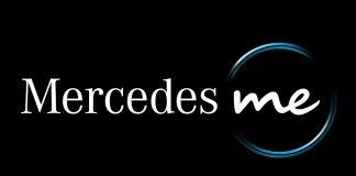 Mercedes me logo