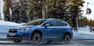Subaru XV cenník pohľad Slovensko