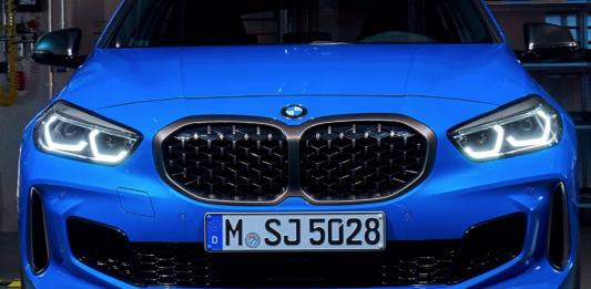 BMW THE ONE NOVINKA
