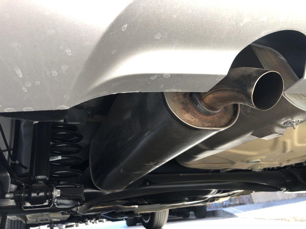 výfuk Opel corsa