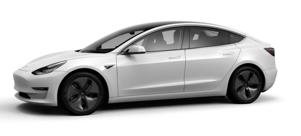 Tesla3 s dotaciou na podporu elektromobility